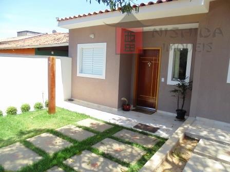 Casa  residencial à venda, Chácara Três Marias, Sorocaba.