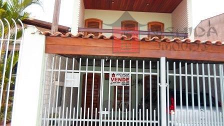 Casa residencial à venda, Mangal, Sorocaba - CA0042.