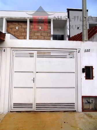 Sobrado  residencial para locação, Jardim Itália, Sorocaba.