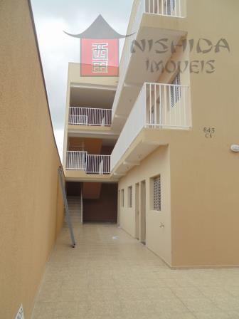 Kitnet  residencial para locação, Éden, Sorocaba.