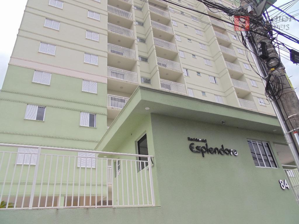 Apartamento residencial para locação, Mangal, Sorocaba.