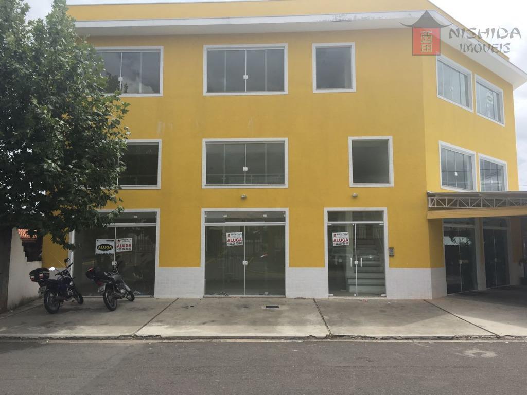 Salão  comercial para locação, Jardim Residencial Villa Amato, Sorocaba.