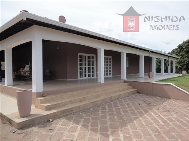 Chácara residencial à venda, Condomínio Estância da Colina, Salto.