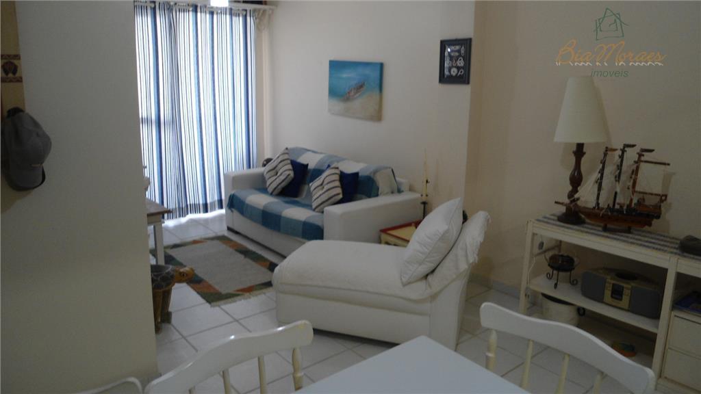 Apartamento  residencial à venda, próximo a praia, Jardim Belmar, Guarujá.