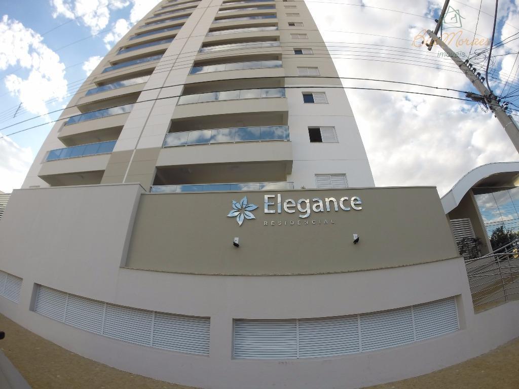 Apartamento residencial à venda, Centro, Leme - AP0089.