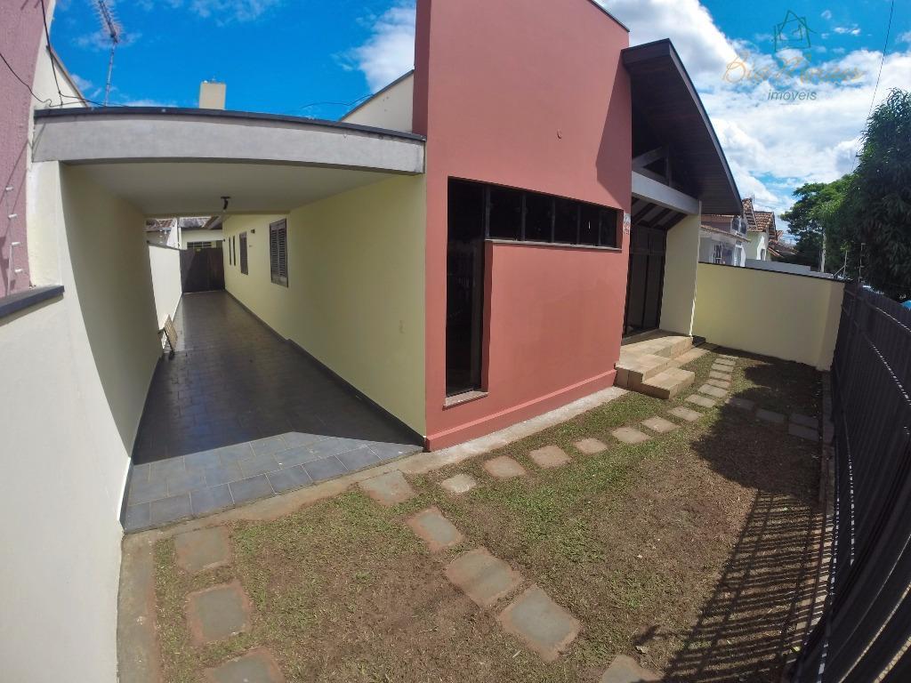 Casa residencial para locação, Centro, Leme - CA0219.