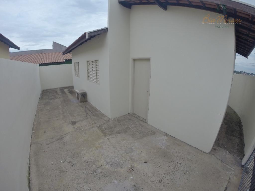 Casa residencial para locação, Jardim Presidente, Leme - CA0233.