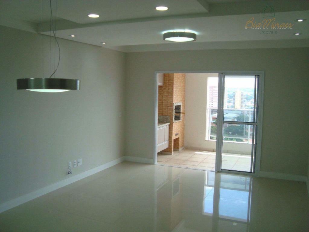 Apartamento residencial para locação, Centro, Leme.