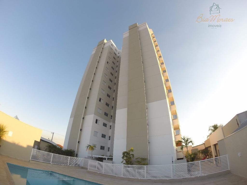 Apartamento residencial à venda, Centro, Leme.
