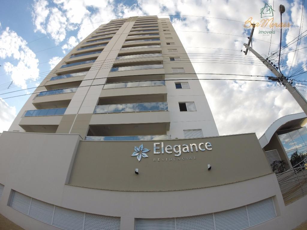 Apartamento residencial para venda e locação, Centro, Leme.
