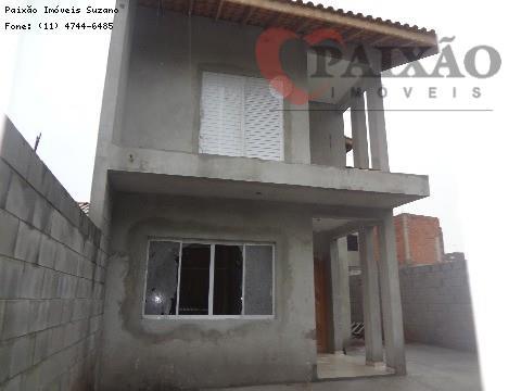 Casa residencial para venda e locação, Real Park Tietê Jundiapeba, Mogi das Cruzes - CA0328.