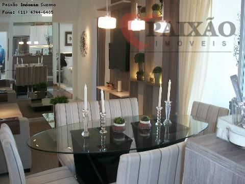 Apartamento residencial à venda, Centro, Mogi das Cruzes - AP0253.