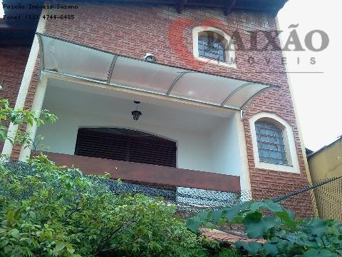 Casa residencial à venda, Centro, Suzano - CA0513.