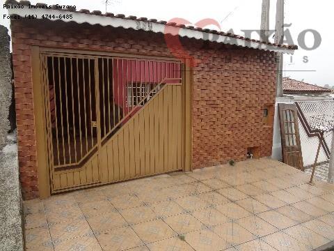 Casa residencial para venda e locação, Cidade Edson, Suzano - CA0443.