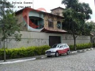 Casa residencial para venda e locação, Jardim Imperador, Suzano - CA0268.