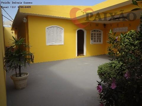 Casa residencial à venda, Jardim Márcia, Suzano - CA0382.