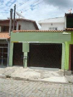 Casa residencial à venda, Jardim Suzanópolis, Suzano - CA0240.