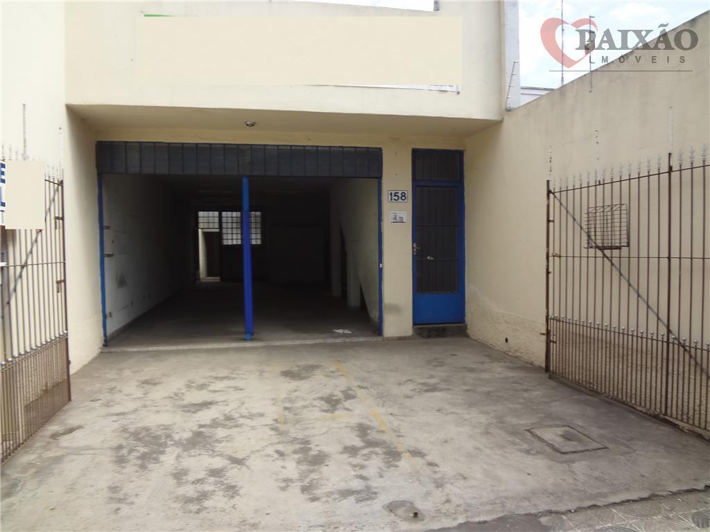 Salão comercial à venda, Centro, Suzano.