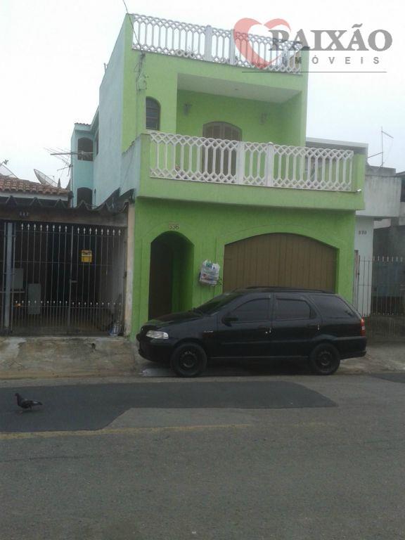 Sobrado  residencial à venda, Vila Amorim, Suzano.