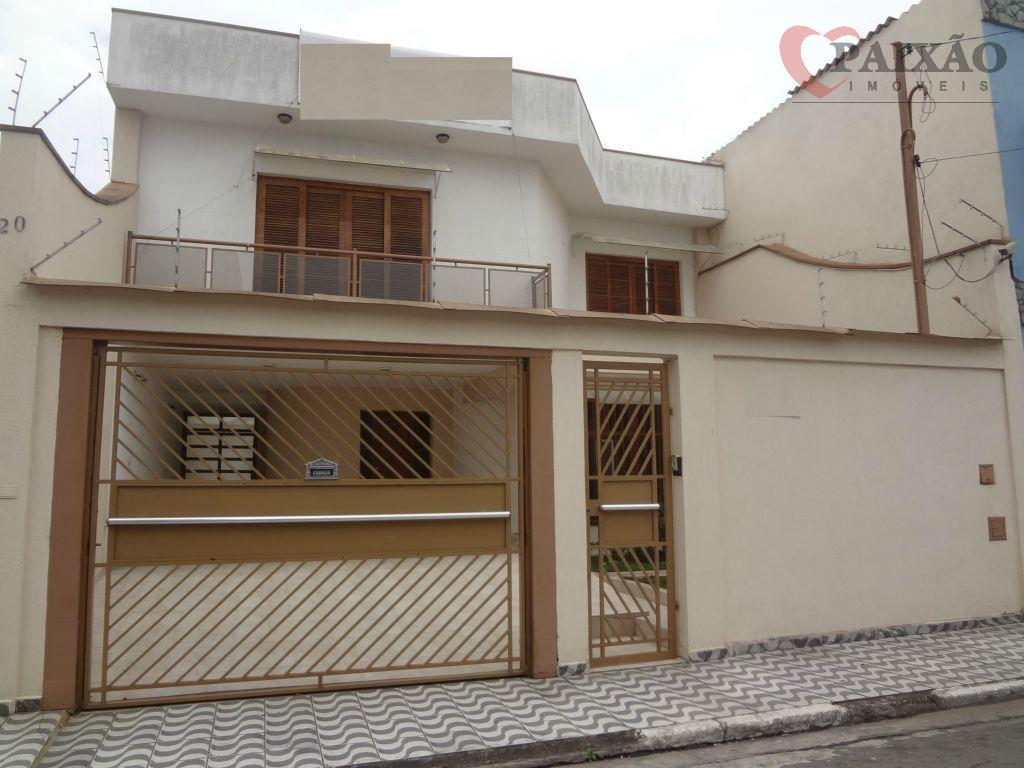 Sobrado residencial para venda e locação, Centro, Suzano - SO0017.