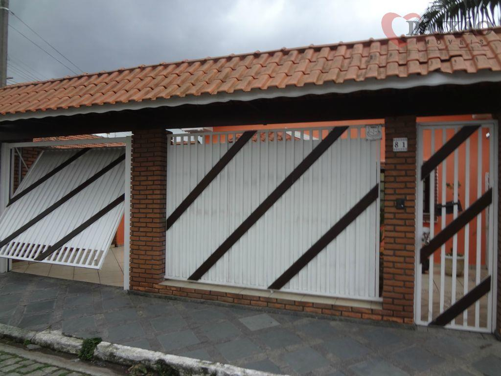 Casa  residencial à venda, Jardim Imperador, Suzano.