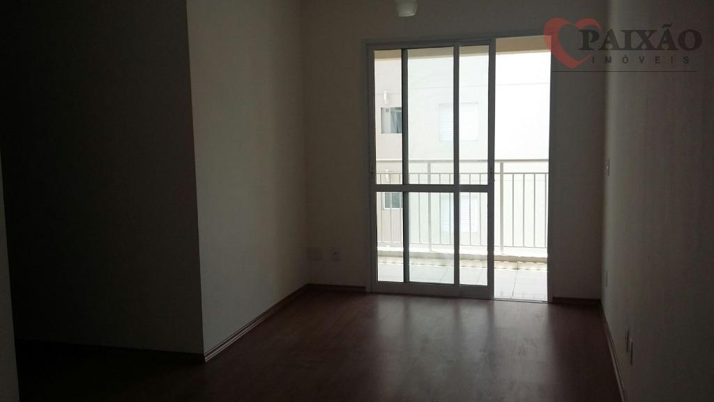 Apartamento residencial para venda e locação, Parque Suzano, Suzano - AP0304.