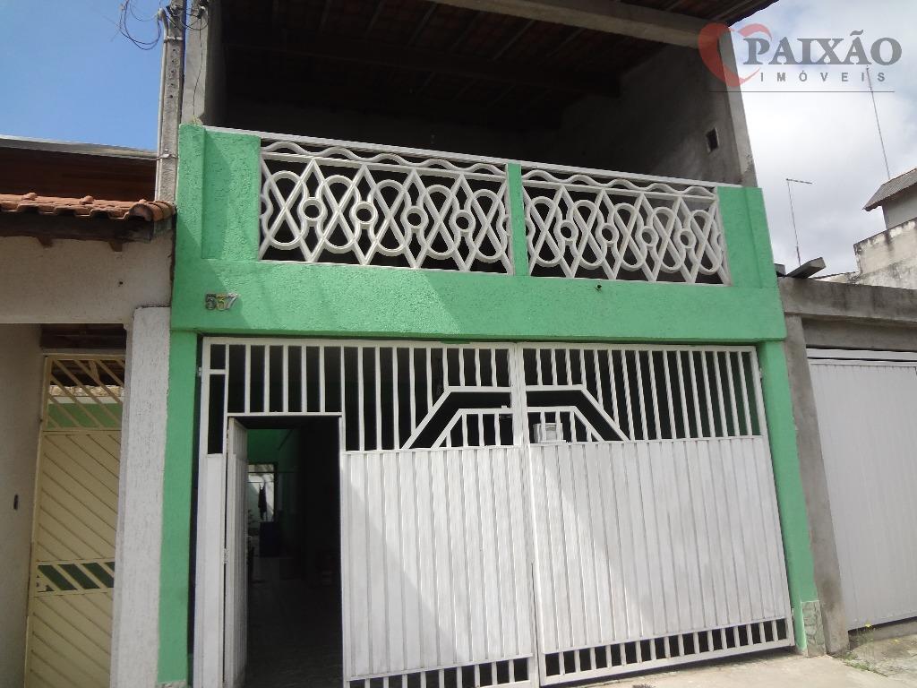 Sobrado  residencial à venda, Jardim Suzanópolis, Suzano.