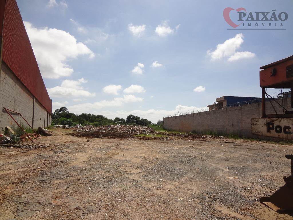 Terreno industrial à venda, Jardim Anchieta, Ferraz de Vasconcelos.