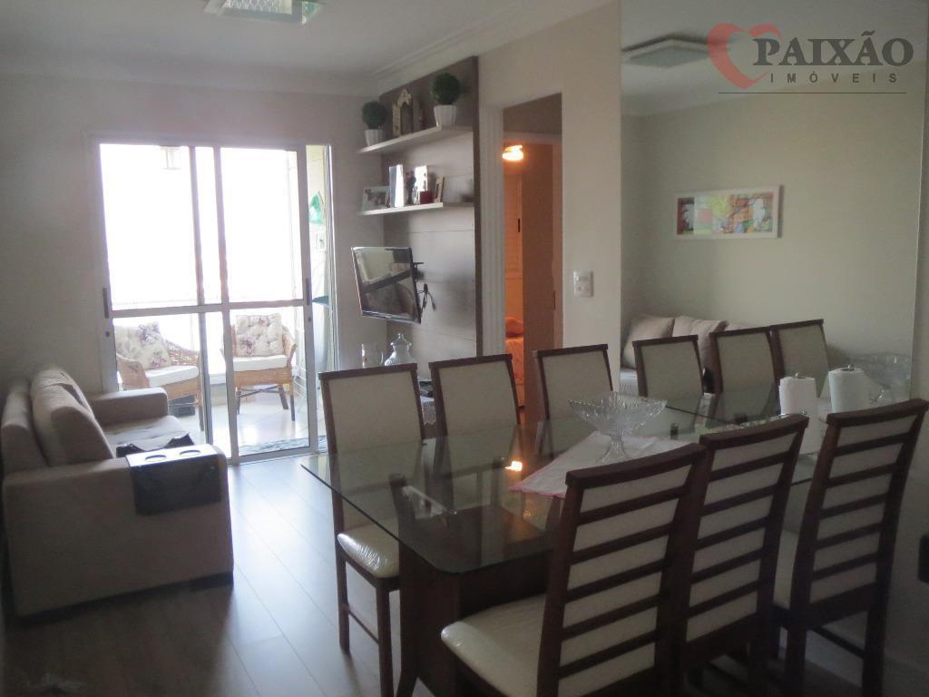 Apartamento  residencial à venda, Vila Figueira, Suzano.