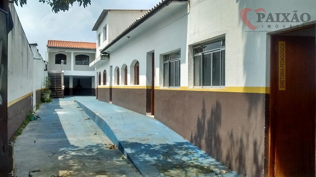 Casa comercial para venda e locação, Centro, Suzano - CA0600.