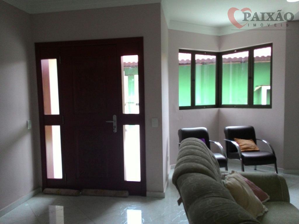 Sobrado  residencial para venda e locação, Jardim dos Ipês, Suzano.
