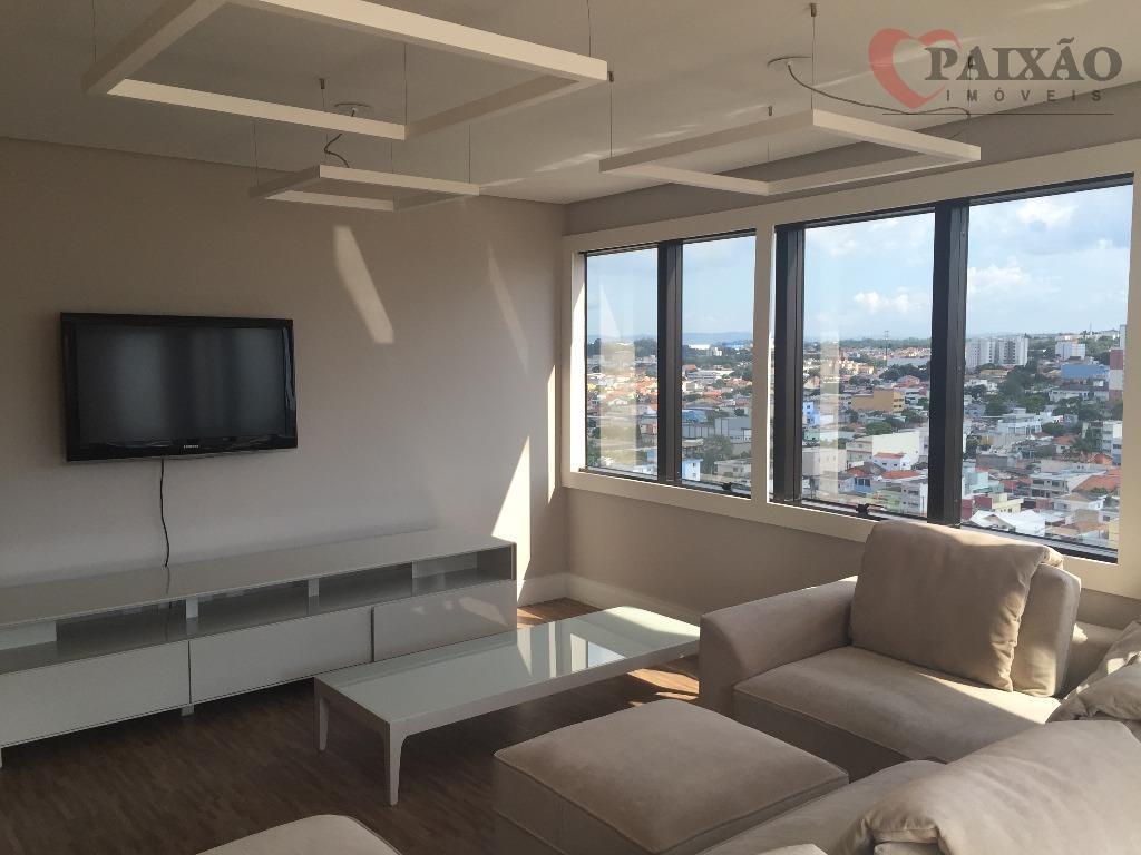 Apartamento Duplex  residencial à venda, Centro, Suzano.