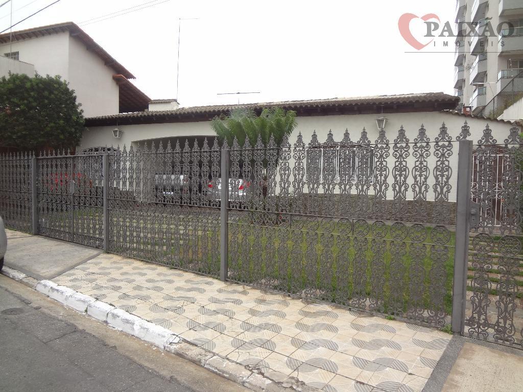 Casa residencial à venda, Centro, Suzano.