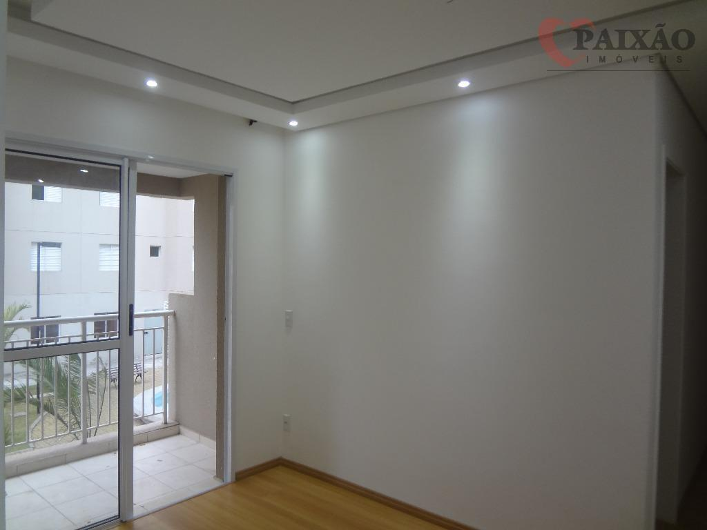 Apartamento  residencial para locação, Parque Suzano, Suzano.