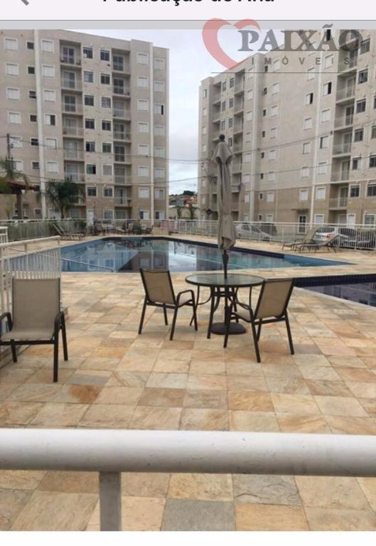 Apartamento residencial Único Suzano à venda, Parque Suzano, Suzano - AP0421.