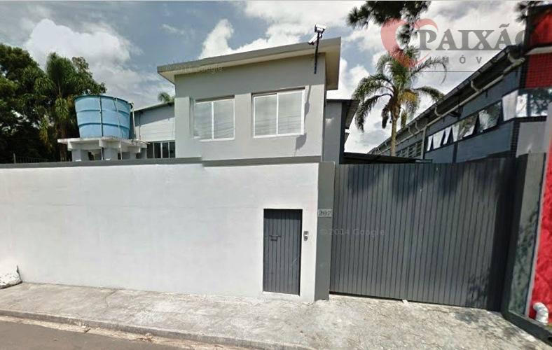 Galpão industrial à venda, Chácaras Nova Suzano, Suzano.