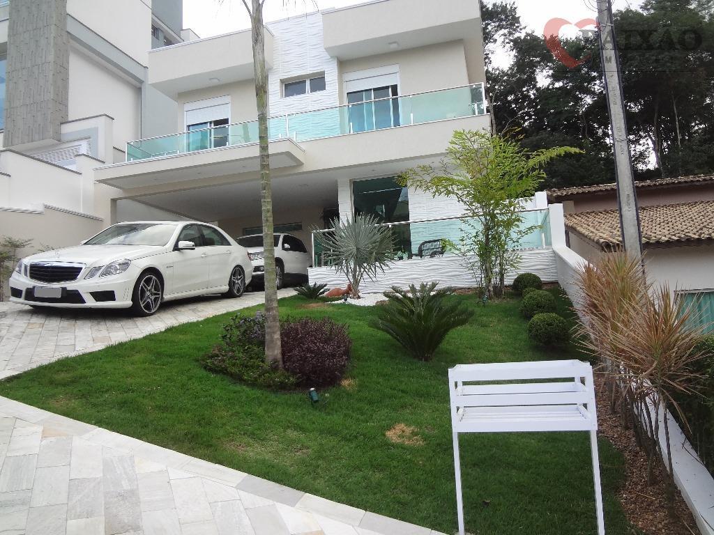 Sobrado residencial à venda, Parque Residencial Itapeti, Mogi das Cruzes - SO0045.