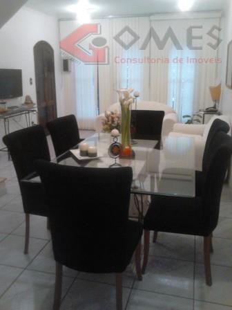 Sobrado residencial para venda e locação, Jardim do Mar, São Bernardo do Campo - SO0123.