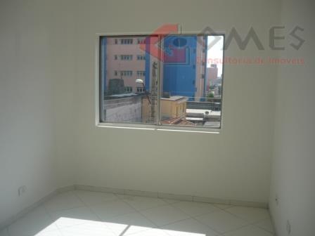 Apartamento residencial para venda e locação, Vila Euclides, São Bernardo do Campo - AP0122.