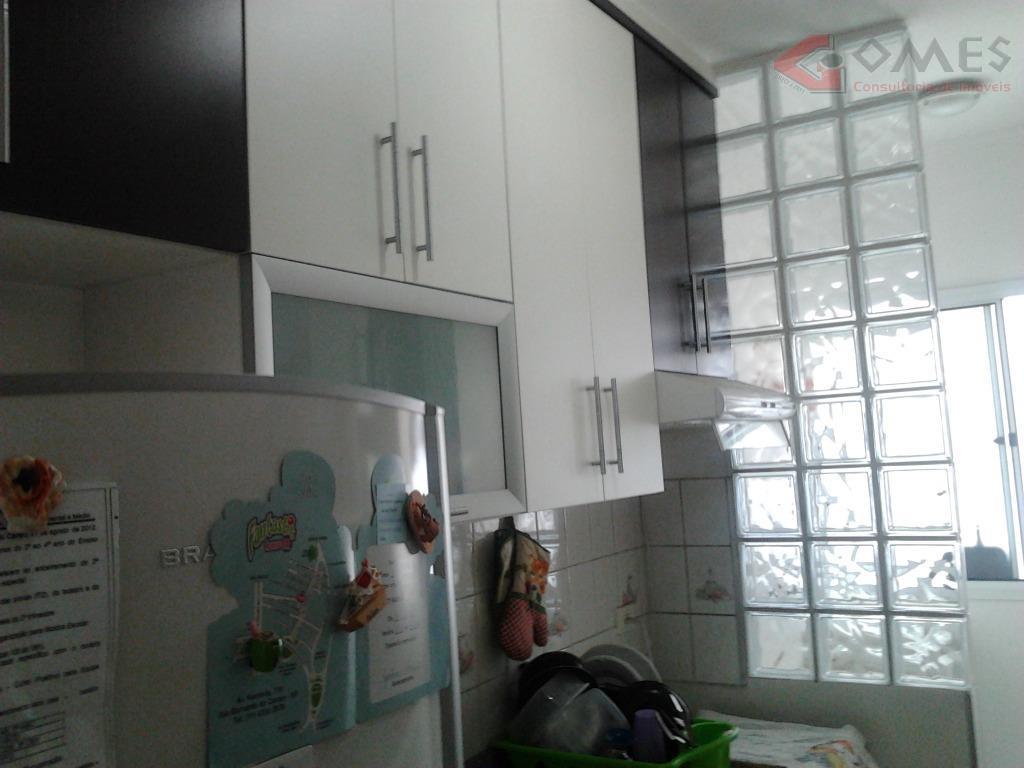Apartamento residencial para venda e locação, Assunção, São Bernardo do Campo.