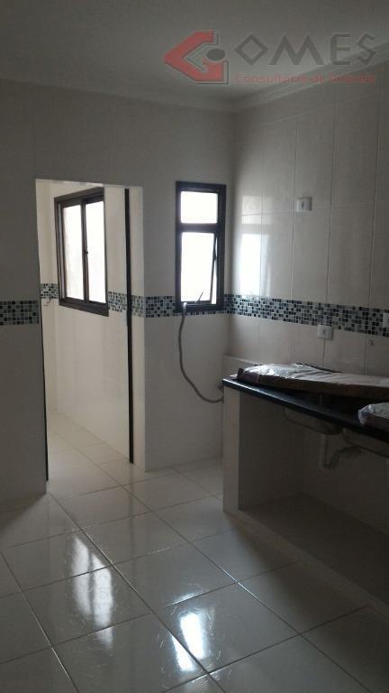 Apartamento  residencial para venda e locação, Vila Dayse, São Bernardo do Campo.