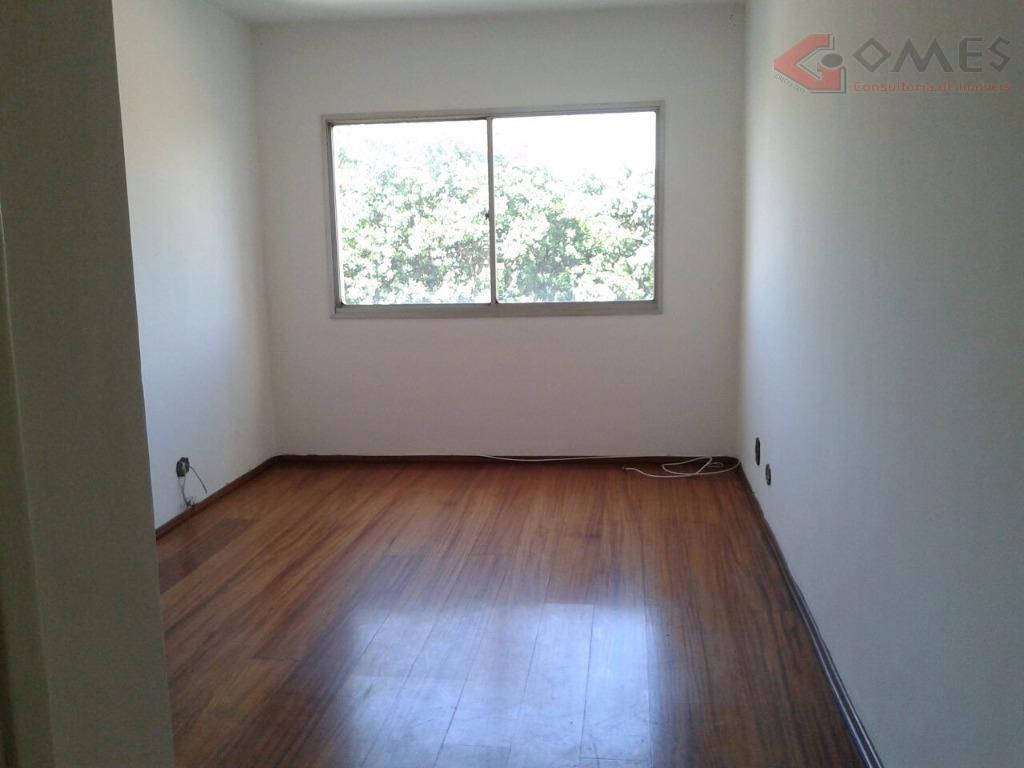 Apartamento residencial para locação, Jardim do Mar, São Bernardo do Campo.