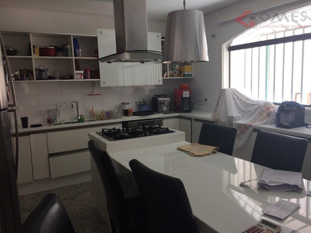 Sobrado residencial à venda, Chácara Inglesa, São Bernardo do Campo.