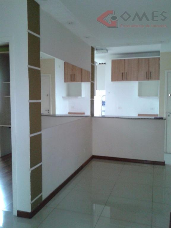 Apartamento residencial para venda e locação, Baeta Neves, São Bernardo do Campo - AP1793.