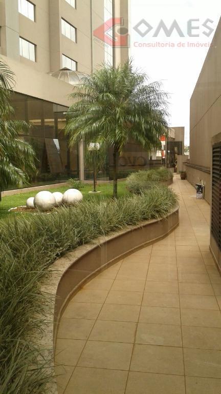 Sala comercial para venda e locação, Paraíso, Santo André.