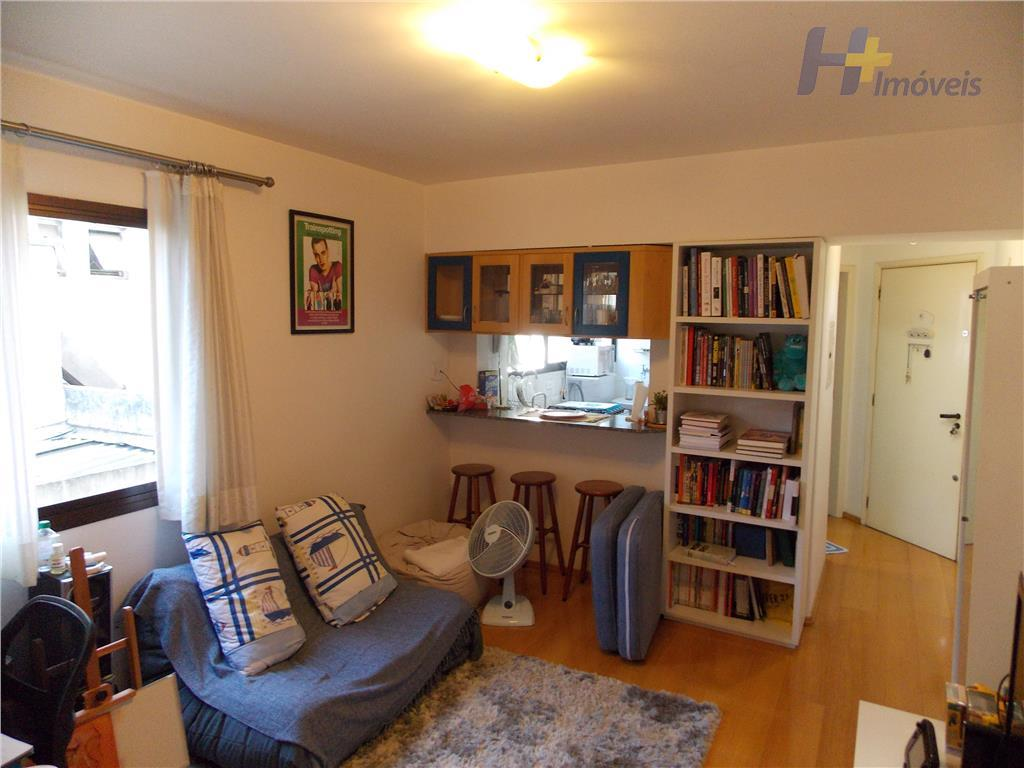 Apartamento de 1 dormitório à venda em Brooklin, São Paulo - SP