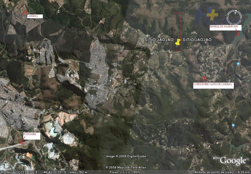 Área à venda em Alpes De Caieiras, Caieiras - SP