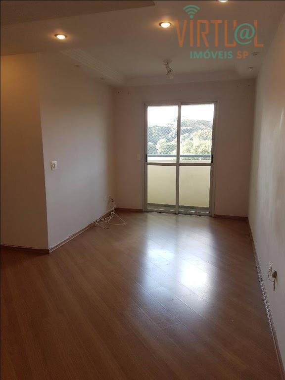 Apartamento residencial para locação, Vila dos Remédios, São Paulo.