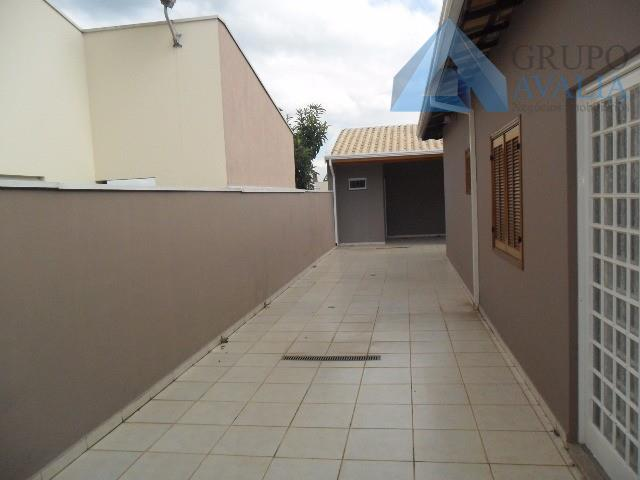Casa Residencial para locação, Condomínio Portal de Itaici, Indaiatuba - CA1437.