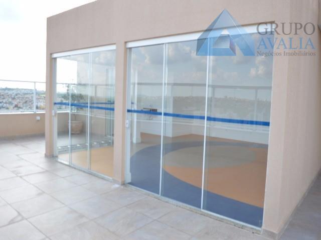 Apartamento Residencial para locação, Vila Sfeir, Indaiatuba - AP0667.